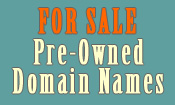 Pre-Owned Domain Names for Sale